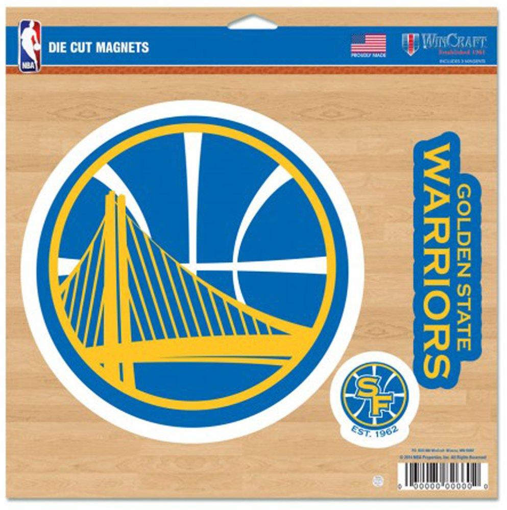 "WinCraft NBA Vinyl Magnet 11 x 11"" 96976013"