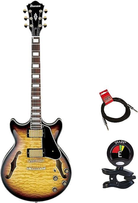 Ibanez am93ays Artcore Semi hueco en estilo expresionista guitarra ...