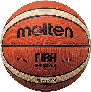 Molten Ballon de Basketball X-Series BGMX - Approuvé par la FIBA - pour intérieur et extérieur