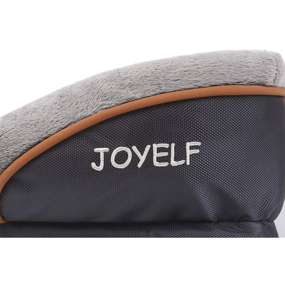 JOYELF Memory Foam Dog Bed Small Orthopedic Dog Bed & Sofa with Removable Washable Cover and Squeaker Toy as Gift by JOYELF (Image #8)