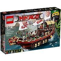 The LEGO Ninjago Movie Destiny' s Bounty
