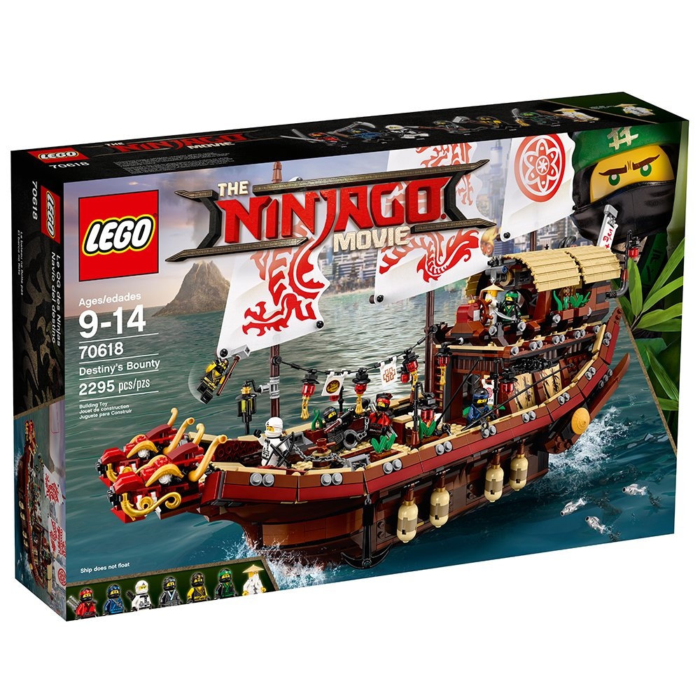 Top 9 Best LEGO Boat Sets Reviews in 2020 4