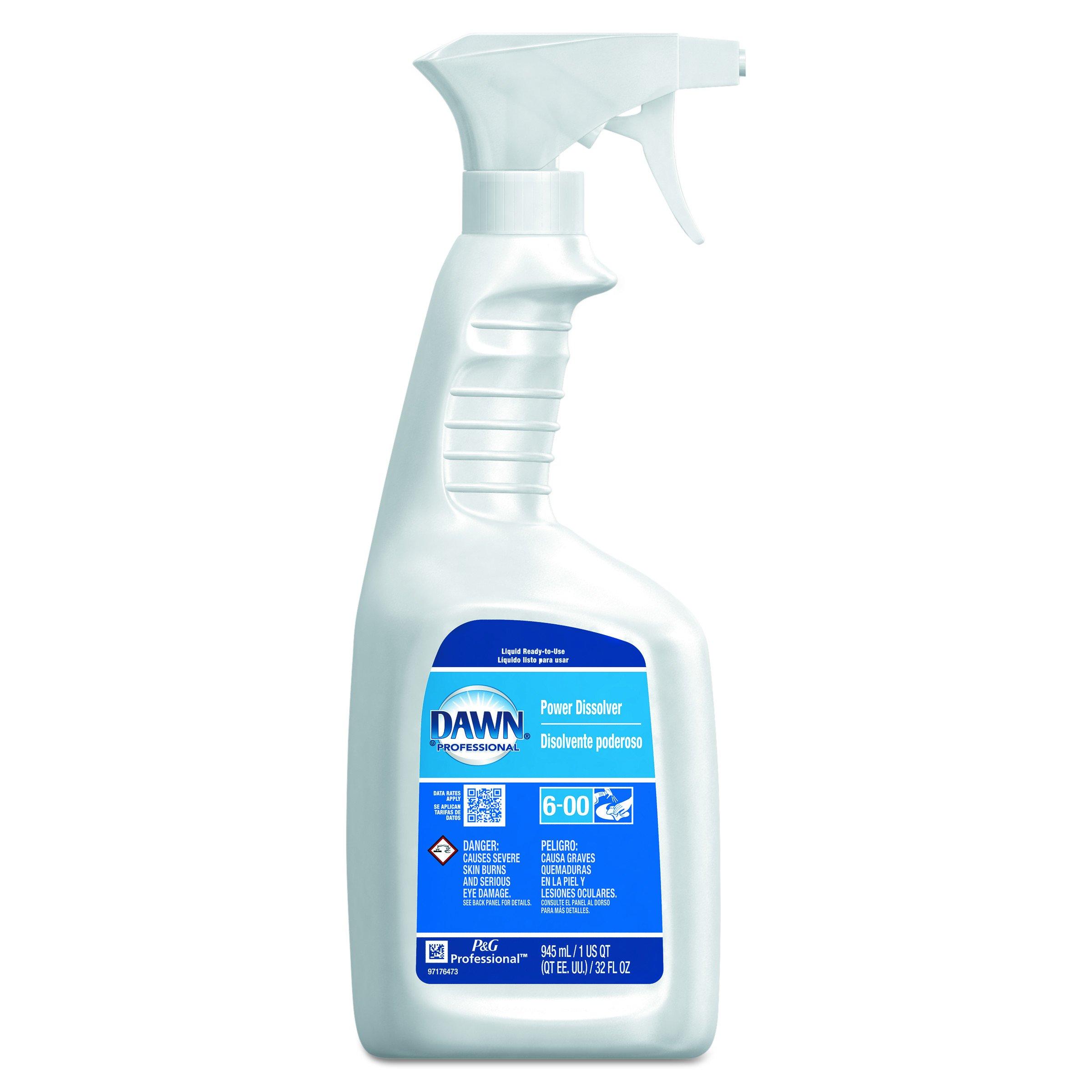 Amazon.com: Dawn Heavy-Duty Degreaser, 32 oz Bottle - Includes six ...
