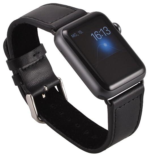 59 opinioni per Apple Watch Lussuoso braccialetto / Cinturino dell'orologio con chiusura strap,