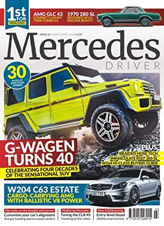Amazon com: Mercedes Driver Magazine: Kindle Store