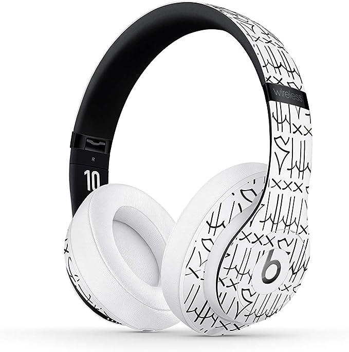 Beats by Dr. Dre Studio3 Auriculares Inalámbricos, Blanco Neymar Jr. Edición Personalizada: Amazon.es