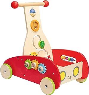 Award Winning Hape Wonder Walker Push and Pull Toddler Walking Toy