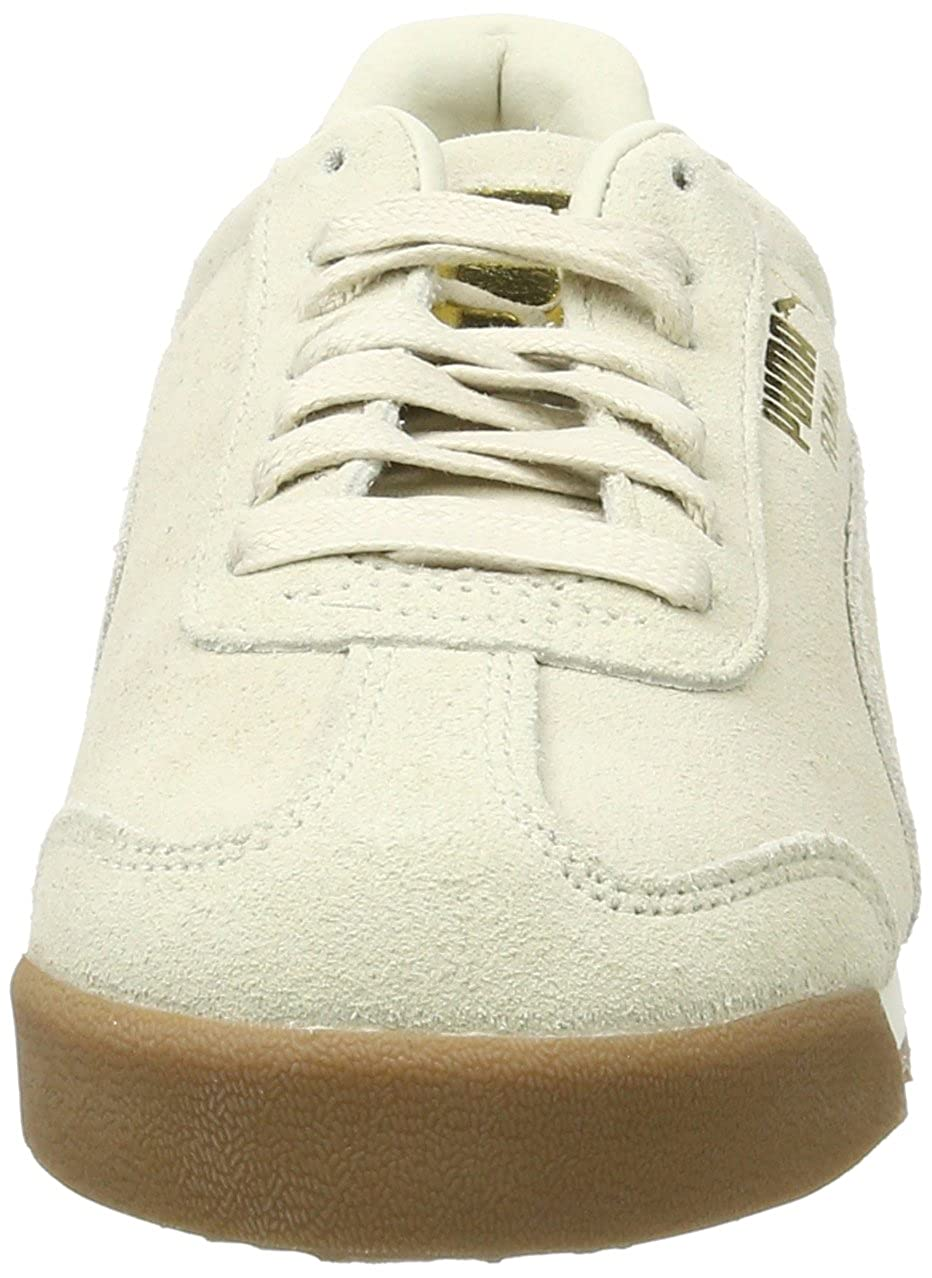 6ea572854ce4c9 Puma Unisex Adults  Roma Natural Warmth Trainers  Amazon.co.uk  Shoes   Bags