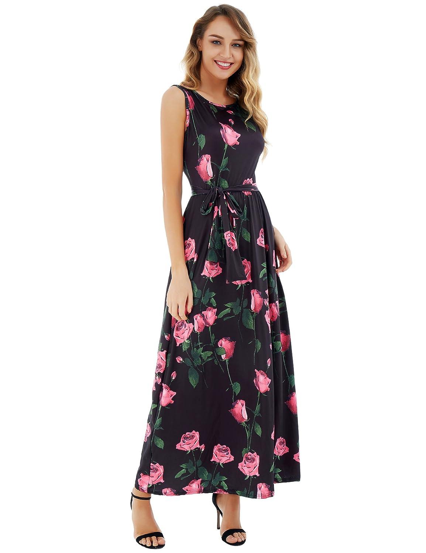 94c3594090cf Top 10 wholesale Black Maxi Dress With Belt - Chinabrands.com