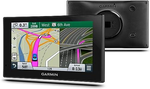 Garmin Nuvi 2689LMT 6.1-Inch Bluetooth GPS Navigator – Renewed Black