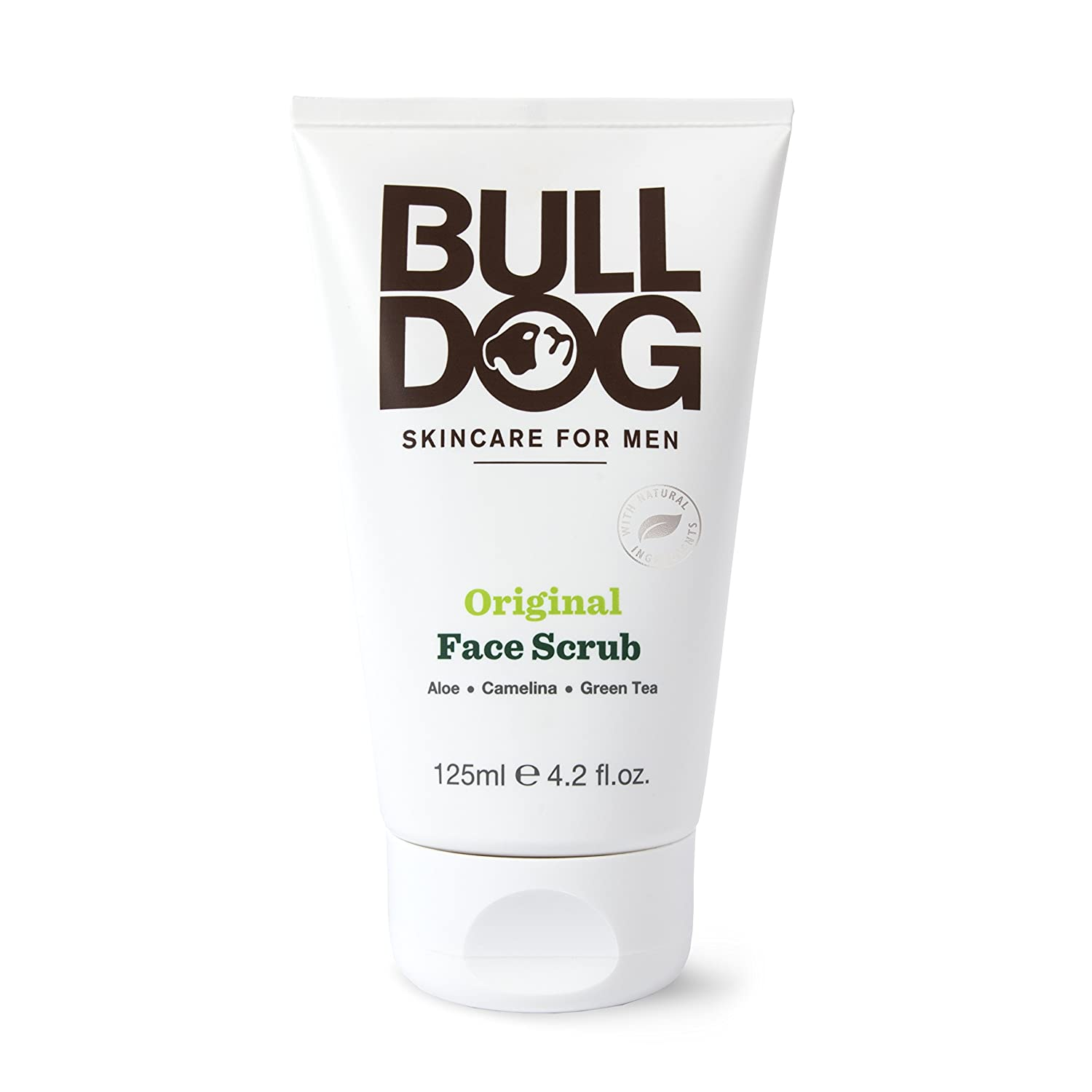 Bulldog Original Face Scrub 125 ml Bulldog Skincare For Men 107908191