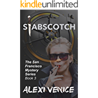 Stabscotch (The San Francisco Mystery Series Book 3) book cover