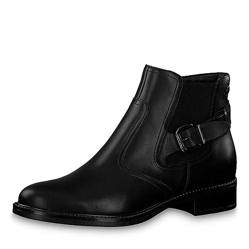 Tamaris Damen Stiefeletten 25002 23, Frauen Chelsea Boots