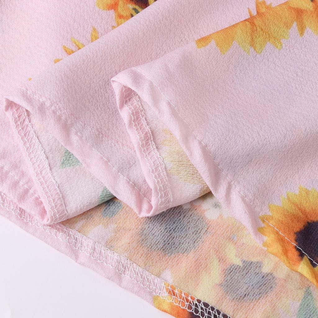 HTHJSCO-Dress Womens Summer Backless Shoulder Straps Adjustable Casual Floral Printed Flared Swing midi Dresses