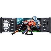 VETOMILE DME-4019 HD 4.1Po écran Tactile Voiture Lecteur MP5 Autoradio Bluetooth Mains Libres Lecteur Vidéo RDS/FM/AUX/USB/TF Télécommandes IR avec Caméra de Recul
