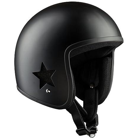 Casco Sky Jet II de la marca Bandit, para esquí, roller o motocicleta
