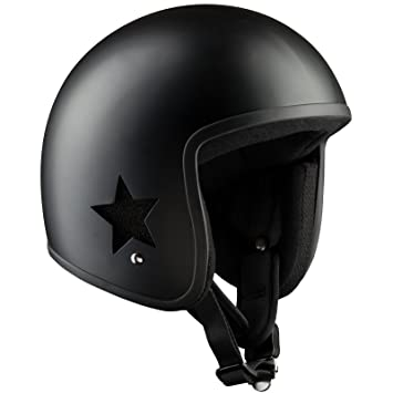 Bandit Helmets Sky II Casco Jet, Moto, Casco con diseño personalizado