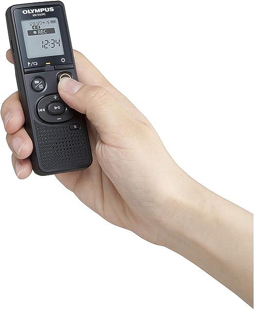 Olympus Vn 541 Pc Hochwertiges Digitales Diktiergerät Kamera