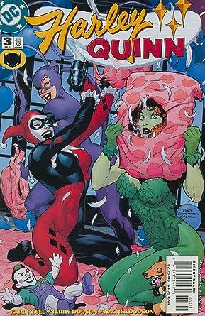 2018 DC Universe Comics HARLEY QUINN #50b ~ VF//NM Book