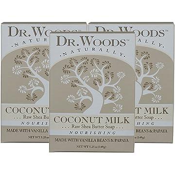 best selling Dr. Woods Coconut Milk