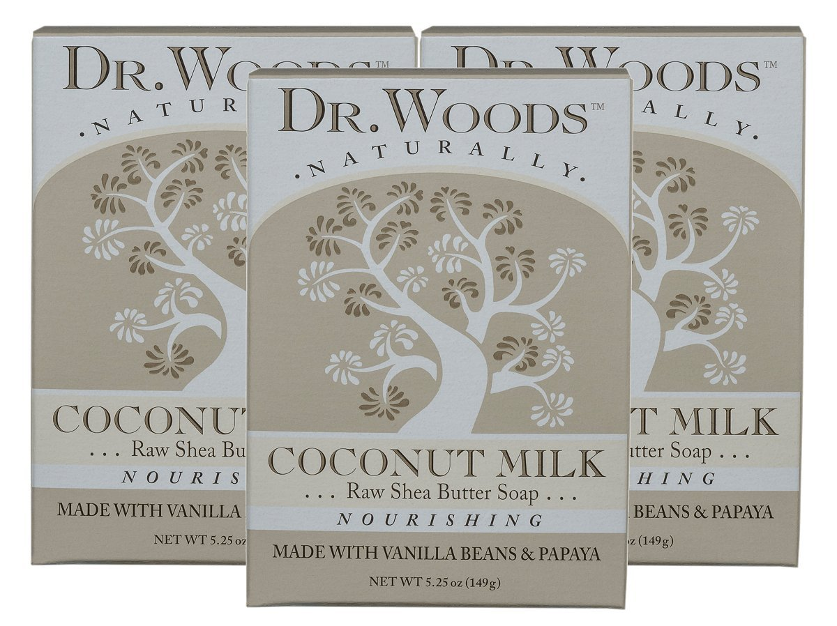 Amazon Com Dr Woods Skin Lightening English Rose Bar