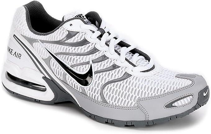 Hostil gorra Contador  Amazon.com: Nike 343846-100: Mens Air Max Torch 4 White/Anthracite/Wolf  Grey Running Sneaker (7.5 D(M) US Men): Clothing