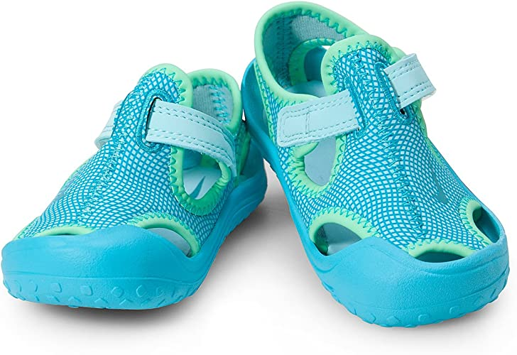 TD Nike Sunray Protect 2 Chaussures de Plage /& Piscine gar/çon