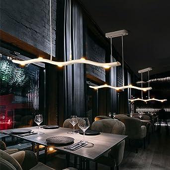 15W LED Äste Pendelleuchte Modern Design 5-Flammig ...