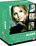 Veronica Mars TV Series Complete DVD Collection [19 Discs] Boxset : Seeason 1, 2, 3 + The Movie + Extras + Featurettes