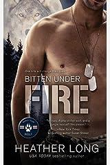 Bitten Under Fire (Bravo Team WOLF) (Volume 2) Paperback