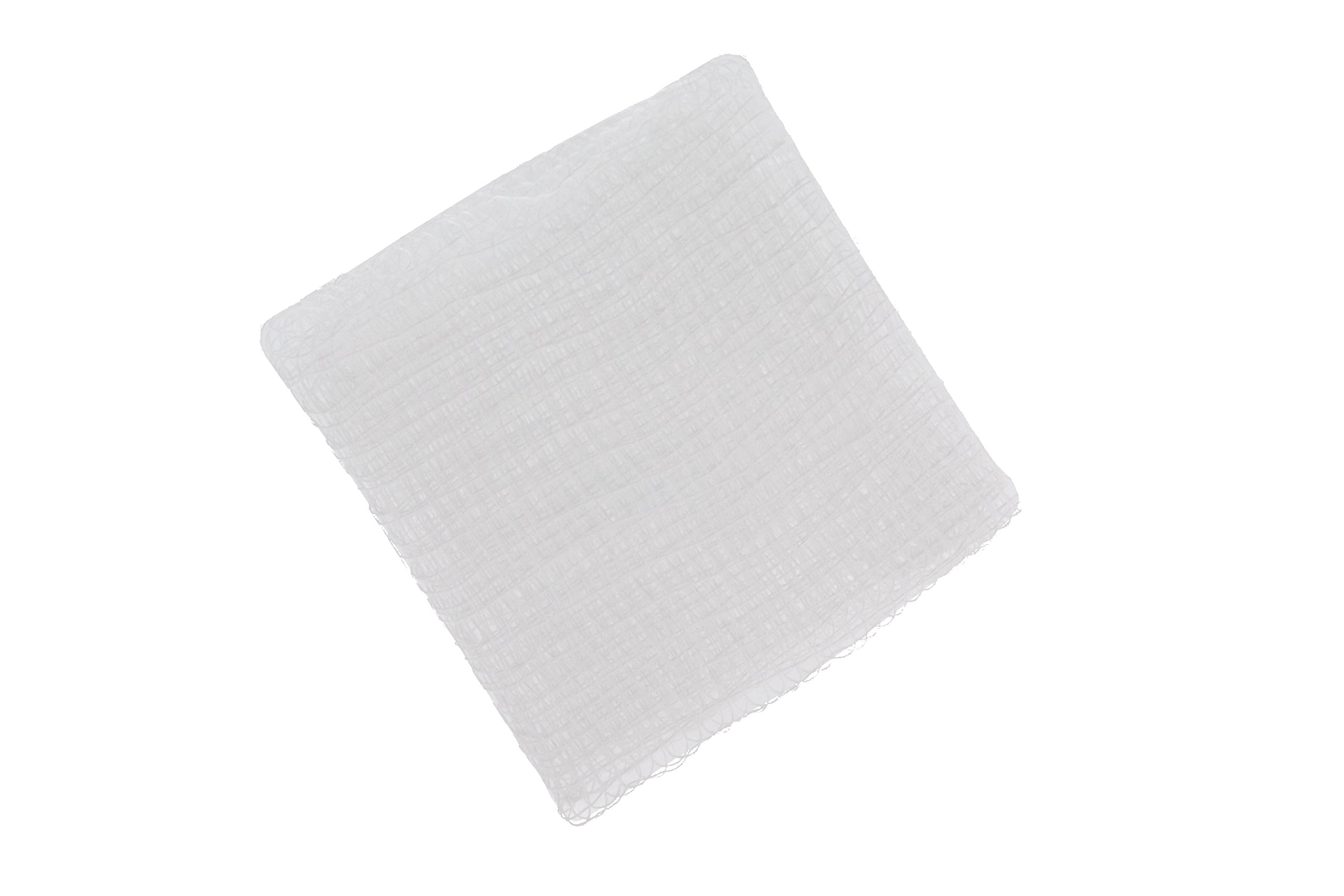 American White Cross 11124 Gauze Fluffs, Non-Sterile, 30'' x 18'', Large 1-Ply, 50/Bag, 10 Bag/Case (Pack of 500)