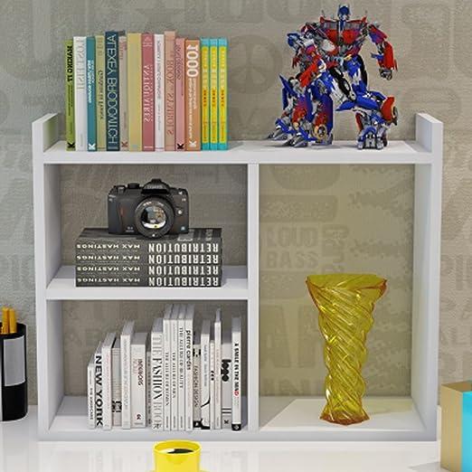 Estante Simple Moderno Estudiante Creativo Mesa Estantería Simples ...
