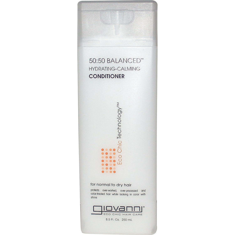 90869c5d3315 Amazon.com: Giovanni 50:50 Balanced Hydrating-Calming Conditioner ...