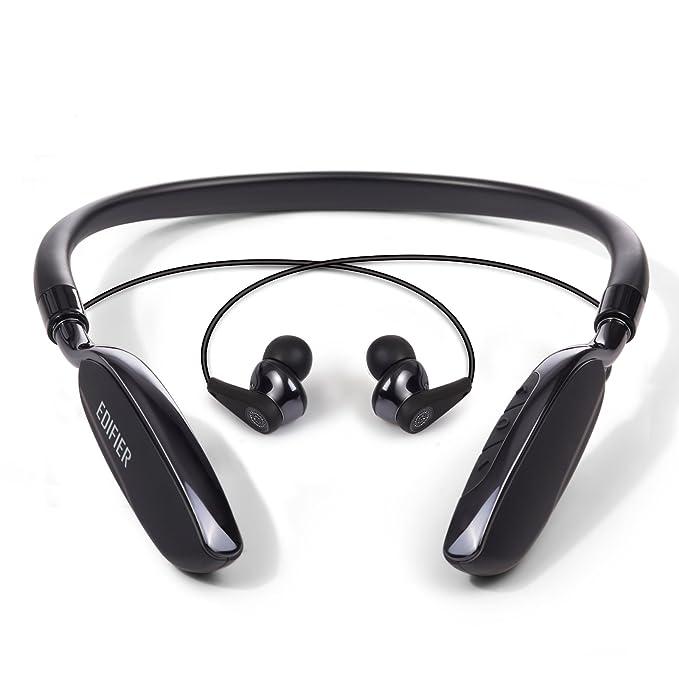 1 opinioni per Edifier W360BT Cuffie Wireless Bluetooth con Collare e Tasti di