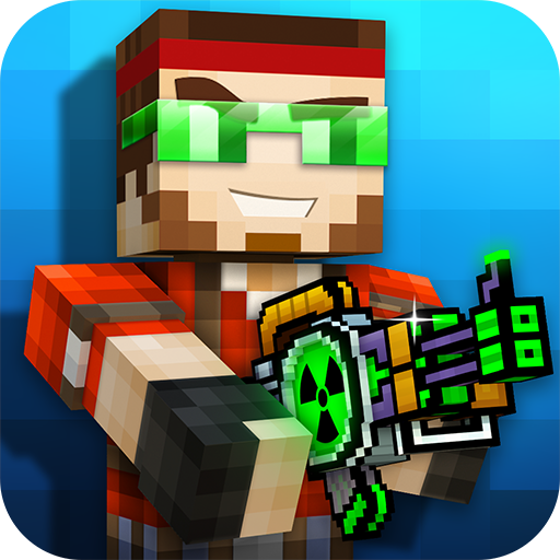 - Pixel Gun 3D (Pocket Edition) - multiplayer shooter with skin creator
