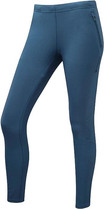 Montane Fem Ineo Pro Pants, Zanskar Blue, REG LEG-UK8/US6/EUR34, FIPJRZANA5