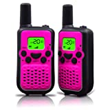 Amazon Price History for:Walkie Talkies, Wireless Interphone 22 Channel FRS/GMRS 2 Way Radio 2 miles (up to 3 Miles) UHF Handheld Walkie Talkies for Kids,Business Outdoor Use(1 Pair) (purple)
