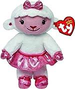Ty Lambie Lamb Beanie Medium - Stuffed Animal (90155) Beanies