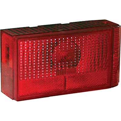 Dry Launch SP7RBX-CL13 Shoreland'r Left Marine Replacement Tail Light: Automotive