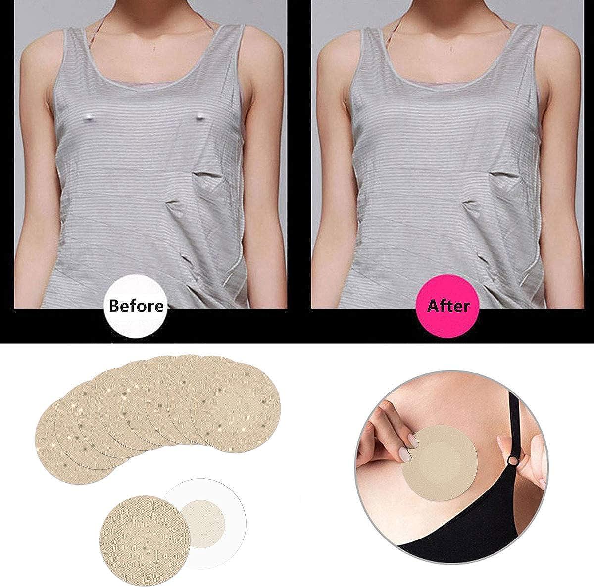 KQueenStar Womens Breast Petals Medium