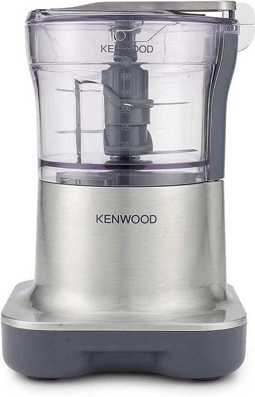 Kenwood CH250 Picadora con 4 cuchillas de acero inoxidable, 500 W ...