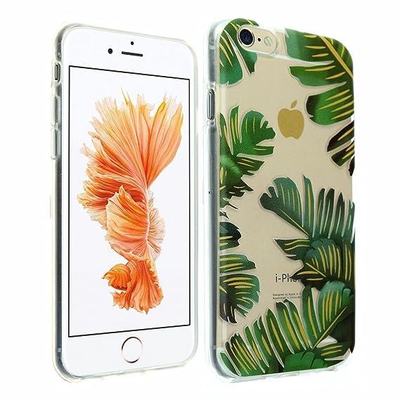 banana leaf iphone 7 case