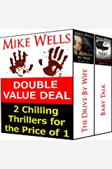 Double Value Deal - 2 Chilling Thrillers for the Price of One!: Two Unputdownable Psychological Thrillers Kindle Edition