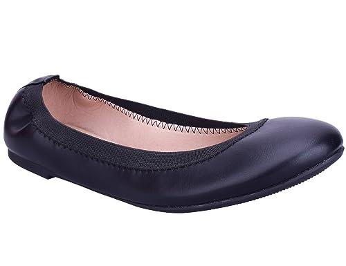 dd99f6644e2 Greatonu Bailarinas Planas Cómodas para Mujer  Amazon.es  Zapatos y  complementos