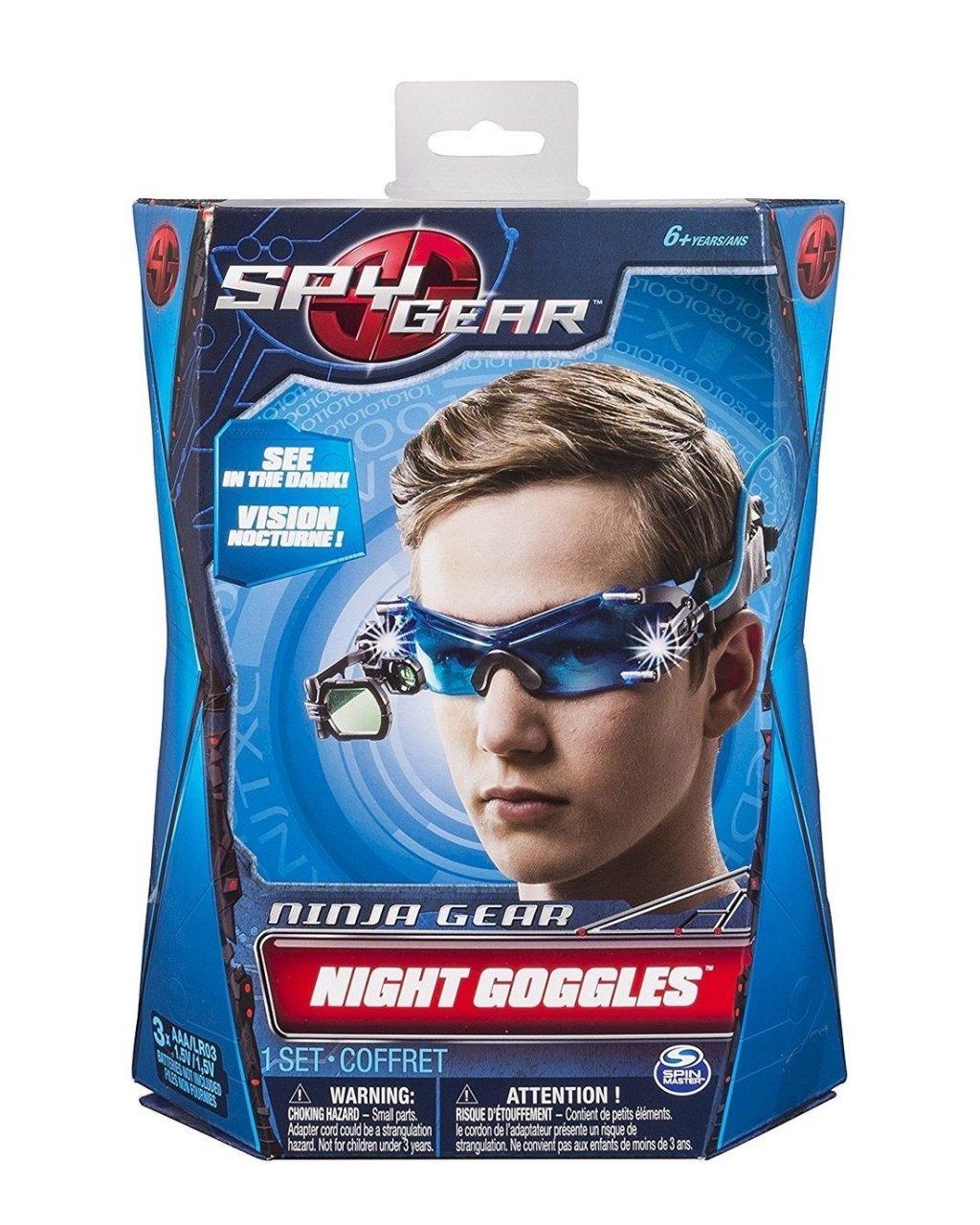 Spy Gear Spy Night Goggles