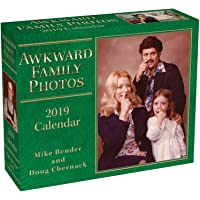 Awkward Family Photos 2019 Day-To-Day Calendar