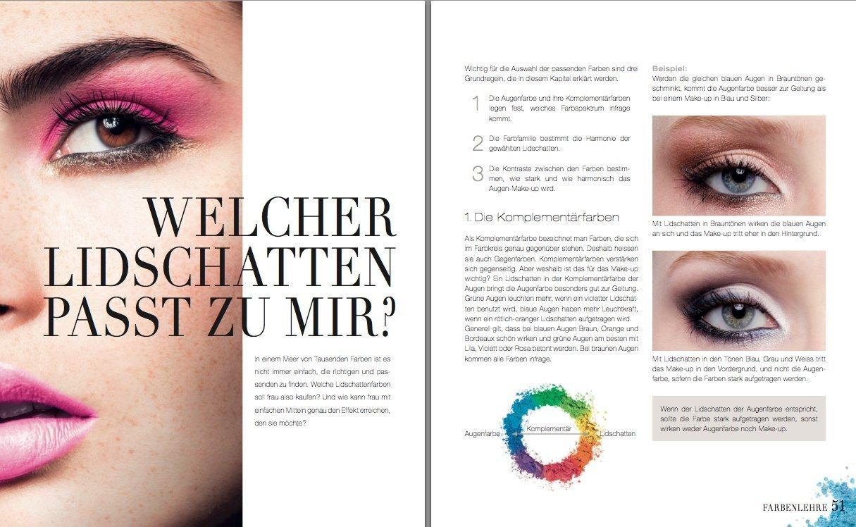 Bevorzugt GLOSS Make-up Guide: Amazon.de: Dora Borostyan, Regula Zürrer EL01
