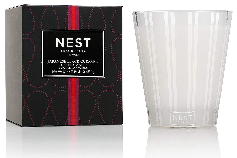 NEST Fragrances Classic Candle- Japanese Black Currant, 8.1 oz
