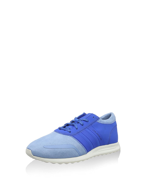 factory price e01c4 75e50 adidas Unisex-Erwachsene Los Angeles Sneaker Blau 44 23 EU