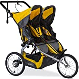 BOB 2016 Ironman Duallie Stroller, Yellow